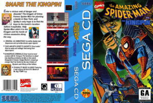 Amazing Spiderman VS The Kingpin