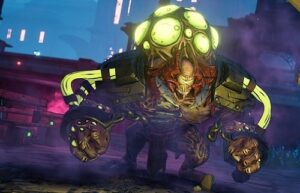 Send and Accept Trade in Borderlands 3