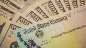 Third stimulus check update