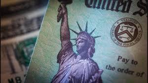 $1400 stimulus check Passed