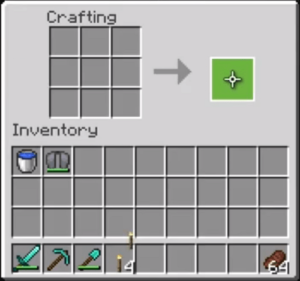 torch in inventory