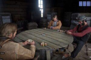 Red Dead Redemption 2 online Poker Cheat