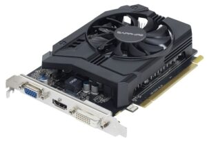 VisionTek Radeon R7 250 graphics card