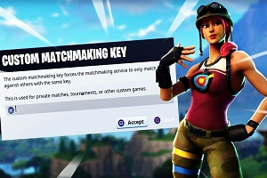 Fortnite Custom Matchmaking Codes