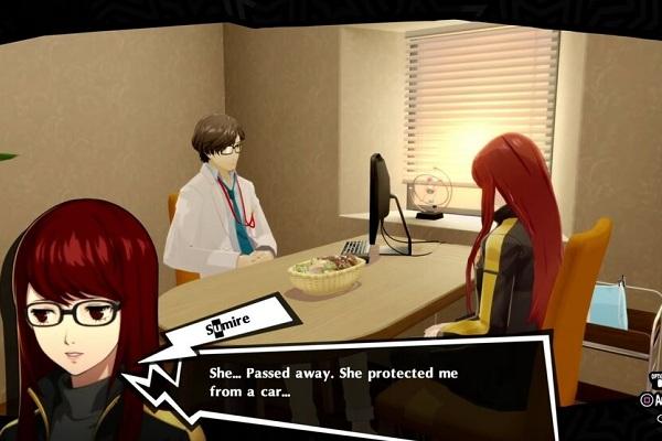 Persona 5 Royal Sumire Third Awakening