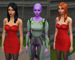 how to make your sim an alien sims 4