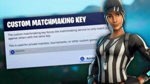 Matchmaking 2021 custom ✌️ best keys fortnite matchmaking service 15 Websites
