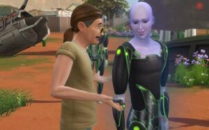 get Female Sims Pregnant by Aliens