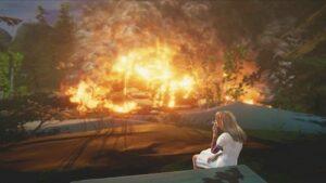 Fire in Life is Strange 1