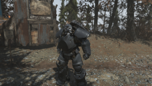 How to Get Out of Power Armour in Fallout 4