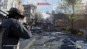 How to Get Rid of Wanted in Fallout 76