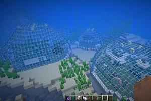 Minecraft Underwater Base Ideas