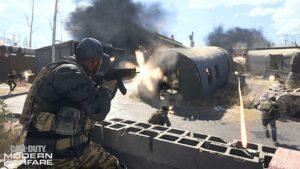 Modern Warfare so big