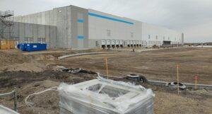 Ubicación del centro de distribución de West Fargo Network