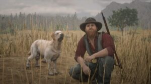 Can You Get a Dog in Red Dead Redemption 2