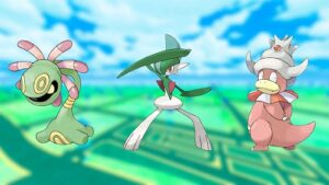 How to Get a Gallade in Pokemon go