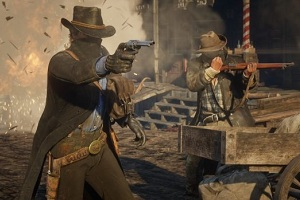 how to level up fast in red dead redemption 2 online 1