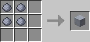 Add Items to Make Clay Blocks