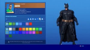 The Batman Skin